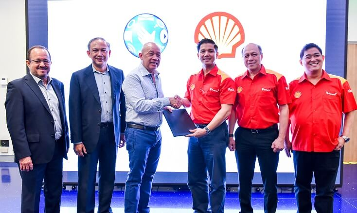 Globe Telecom and Pilipinas Shell partners to enhance Network Coverage