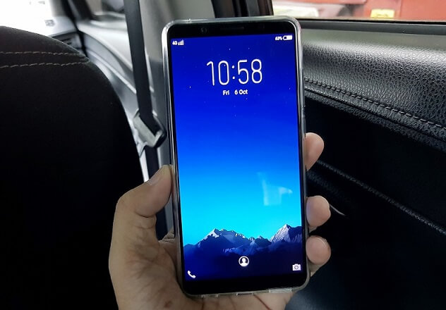 Unlock your Vivo V7+ with Face ID Feature | AdoboTech